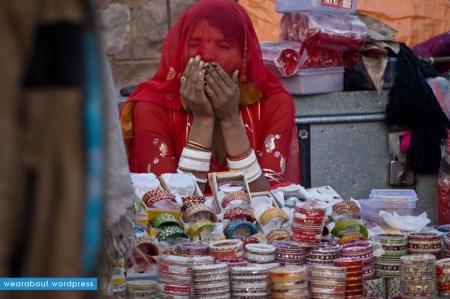 sari fashion blog india street