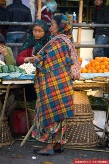 plaid fashion shillong