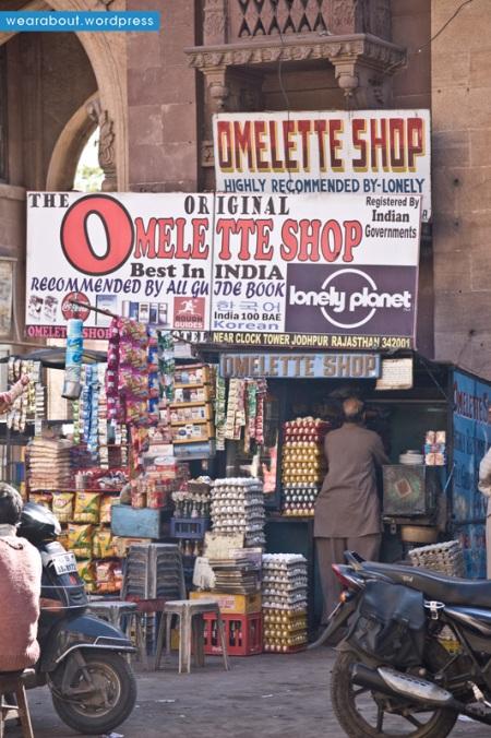 omelette shop jodhpur