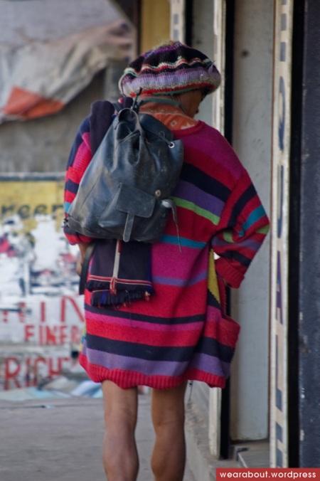 Laitumkhrah street fashion shillong