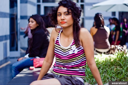 Arwa fashion model mumbai