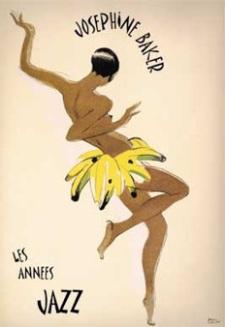 josephine baker banana costume