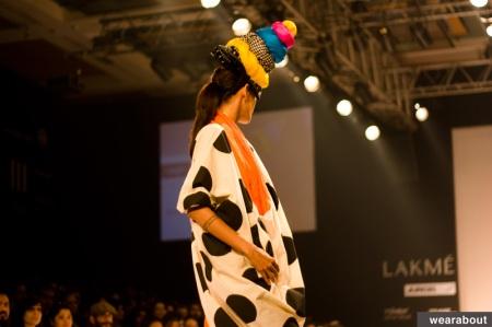 masaba gupta lakme fashion week 2011