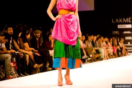 masaba gupta lakme fashion week