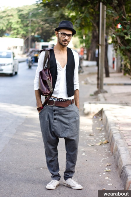 street fashion style mumbai men