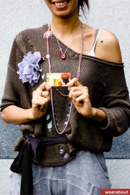 ekta rajani fashion editor grazia india