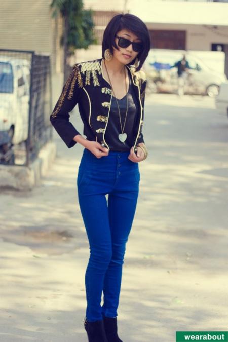street fashion delhi