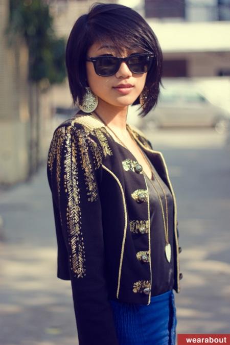 street fashion delhi india