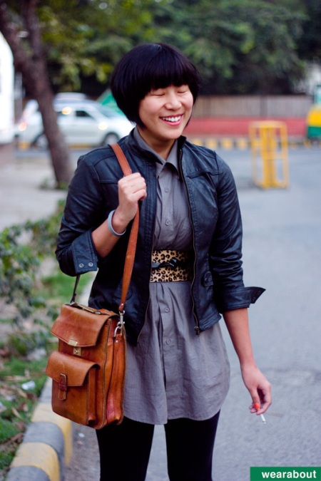 lesley lobeni delhi street fashion india