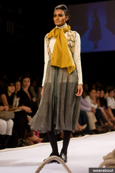 indian fashion ramp blog