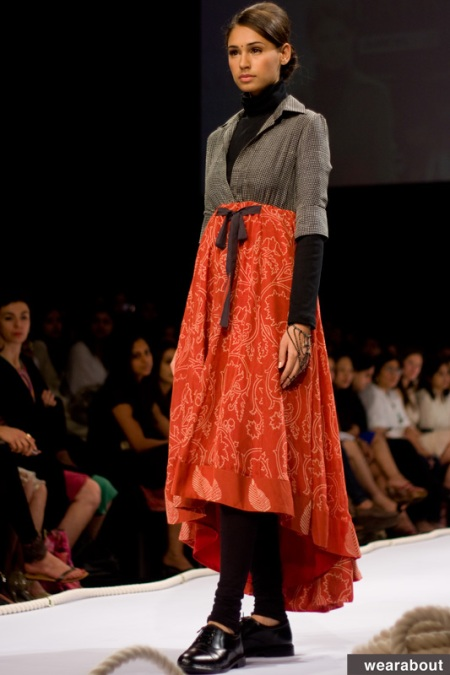 myoho lakme fashion week