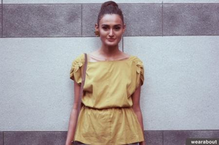 rachel bayros fashion model india