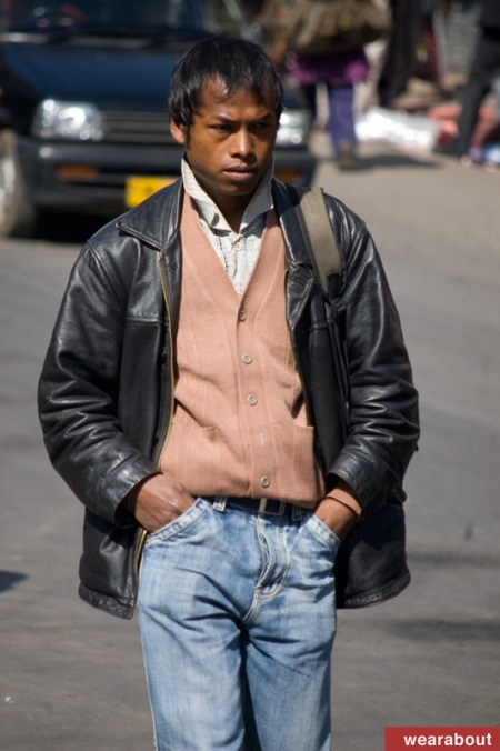 street fashion shillong india
