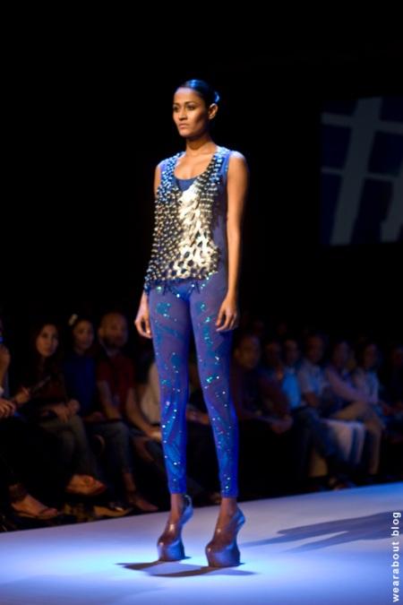 surelee joseph indian fashion model
