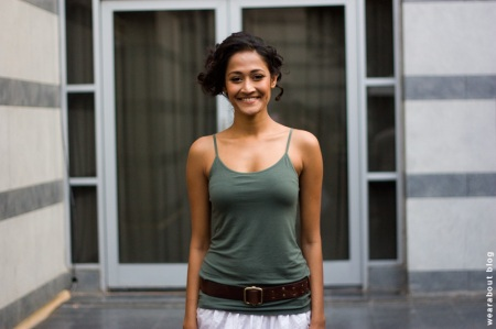 surelee joseph fashion model india