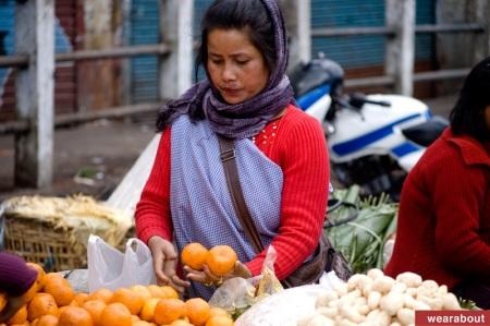 khasi women