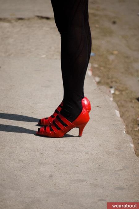 street fashion shillong