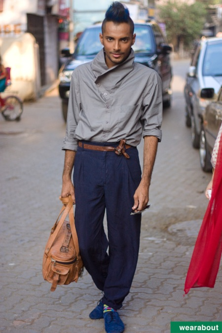 street fashion india men's style