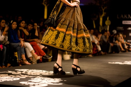 sabysachi ss11 lakme fashion week
