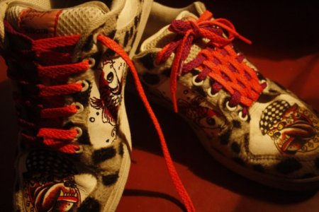 ed hardy shoes