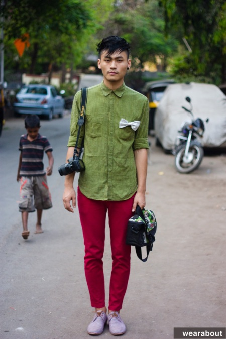 street style men india