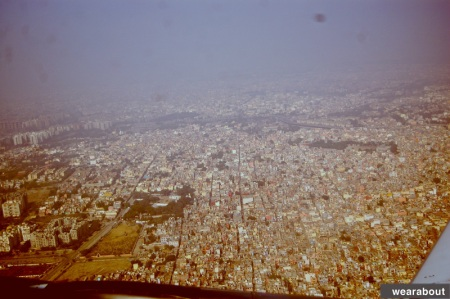 mumbai from sky