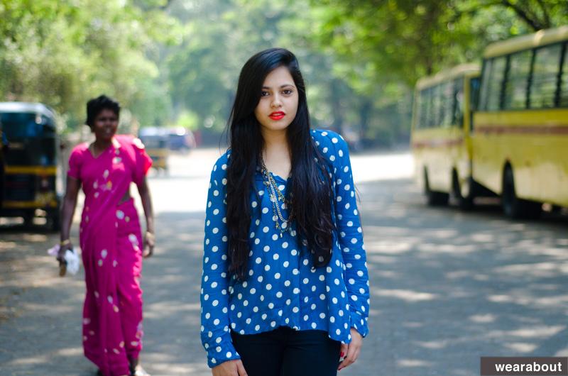 Indian Street Fashion Blog