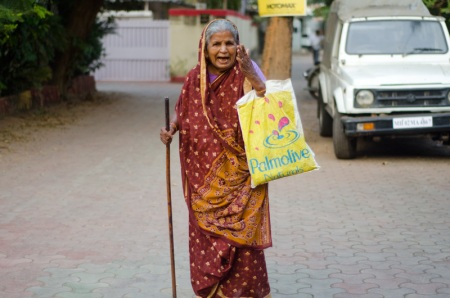 street style india woman