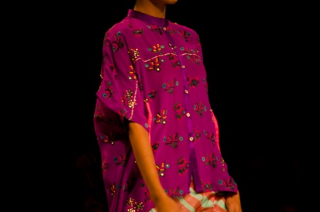 wills india fashion week anupama dayal