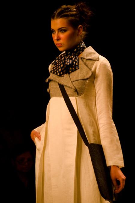 Anju modi wills india fashion week