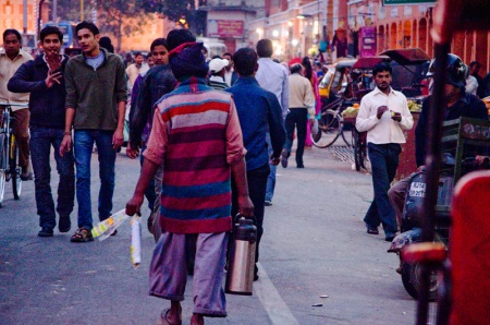street style jaipur india