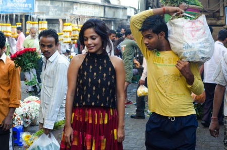 street fashion india dadar flower market