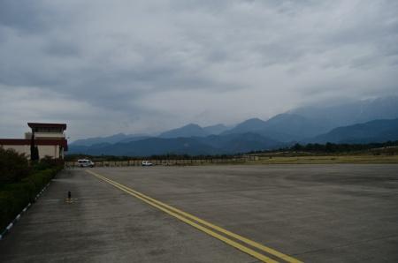 dharamsala airport