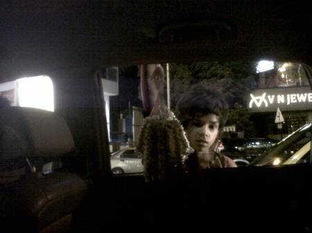 street kid mumbai