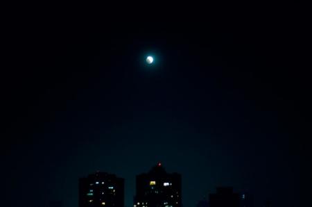 lunar eclipse mumbai