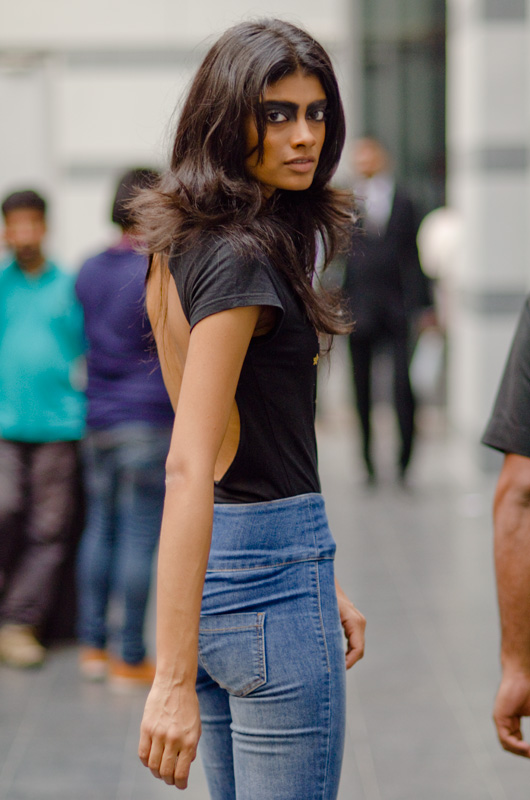 archana akil kumar fashion model india