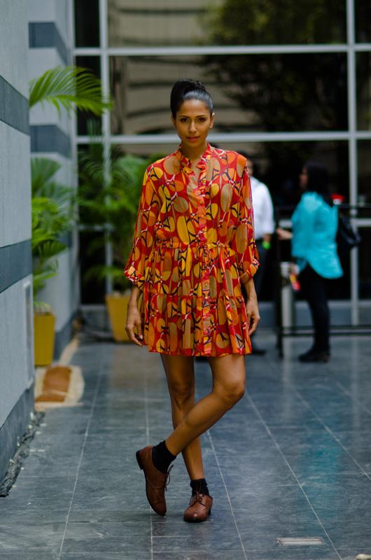 candice pinto fashion model india