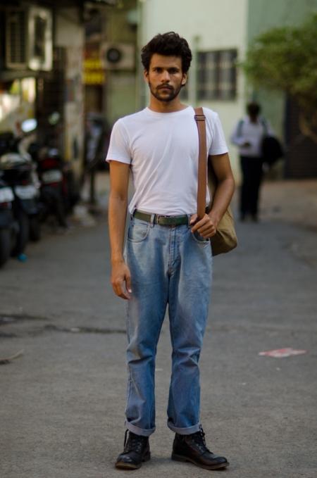 street style mumbai india men