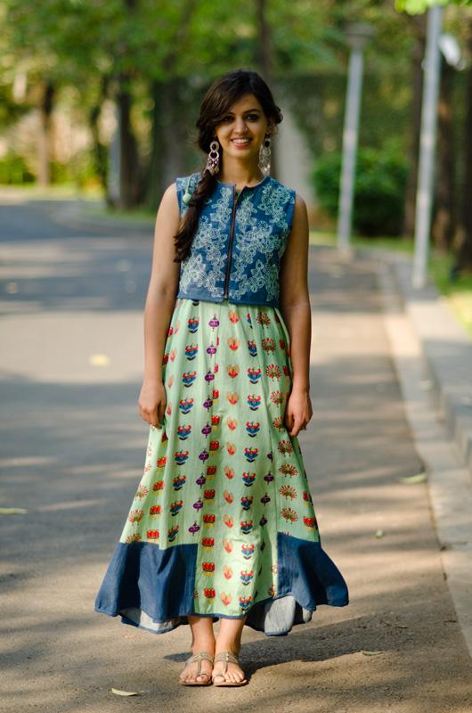 karishma shahani fashion week mumbai