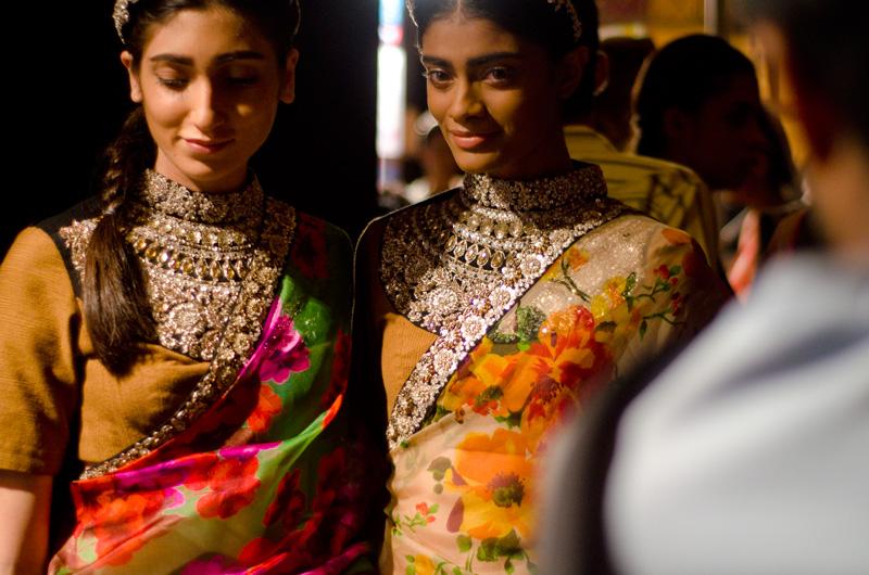 backstage lakme fashion week mumbai