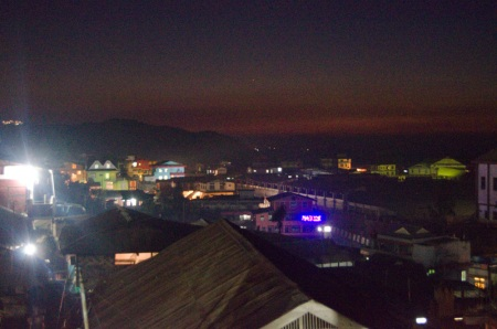 mokokchung town