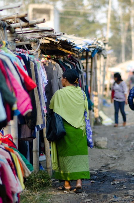 dimapur wednesday market