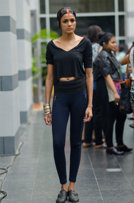 street style fashion week india
