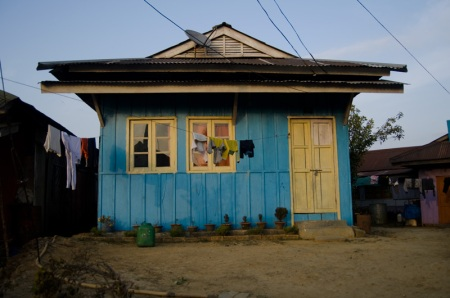 house in ungma nagaland