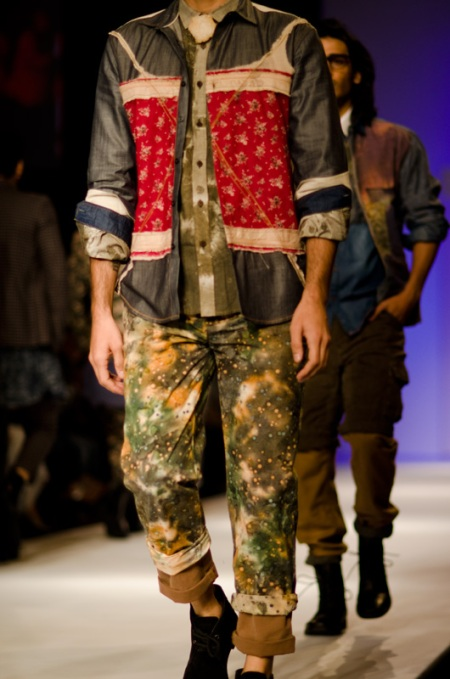 expressionist javed khan fashion week