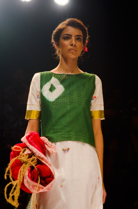 paromita banerjee indian fashion designer