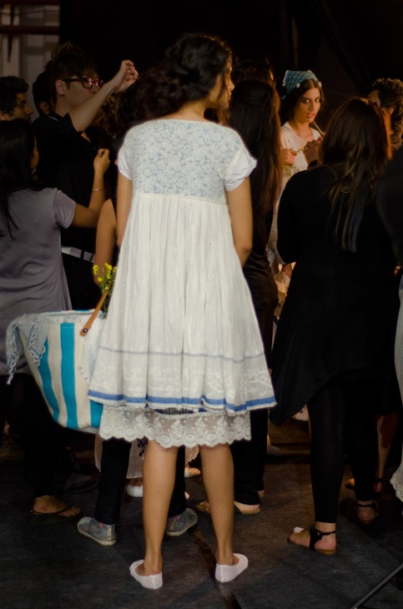 pero 2012 wills fashion week