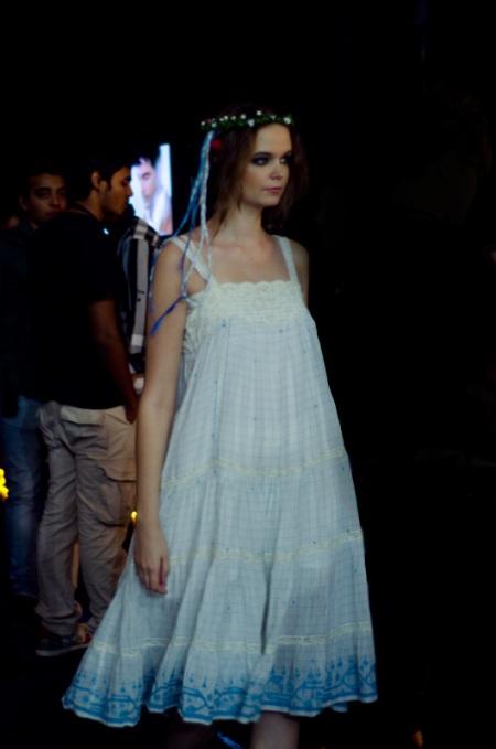 pero backstage 2012 fashion week