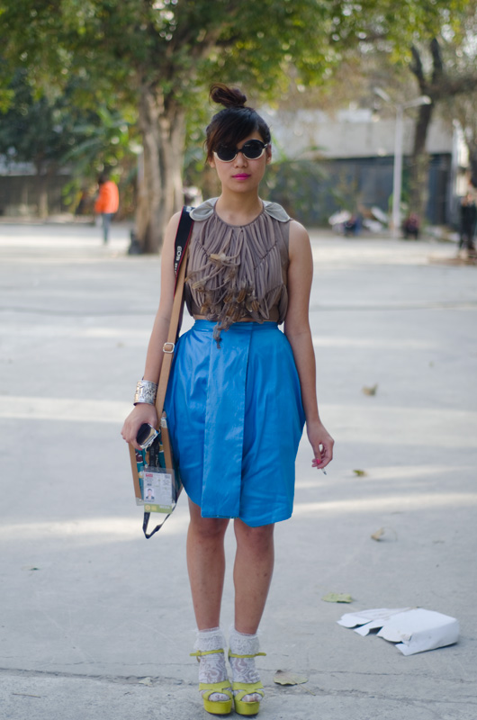 street style fashion blog india