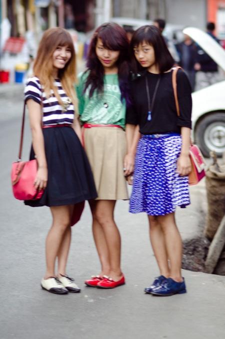 aizawl girls street style